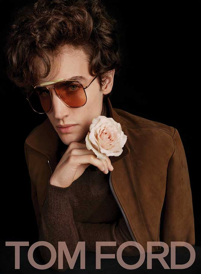 Tom Ford SS17 Campaign Fy2
