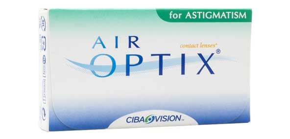 Air Optix Toric